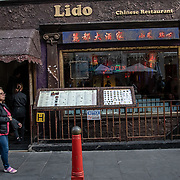 Lido in London Chinatown Sweet Tooth Cafe and Restaurant at Newport Court and Garret Street on 15 June 2019, UK.