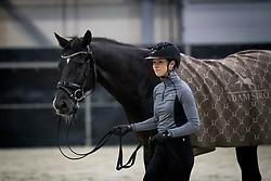 Fry Charlotte, GBR, Dark Legend<br /> The Dutch Masters 2020<br /> © Hippo Foto - Sharon Vandeput<br /> 12/03/20