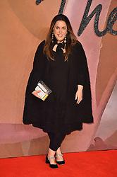 Mary Katrantzou attending The Fashion Awards 2016 at the Royal Albert Hall, London.