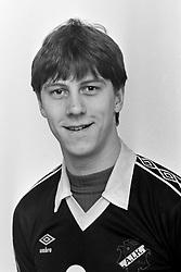 March 10, 1984 - Stockholm, SVERIGE - 840310 Fotboll, AIK: Kjell Jonevret..©ÊBildbyrÅ'n - 6887 (Credit Image: © BildbyrN/Bildbyran via ZUMA Wire)