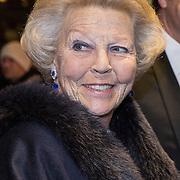 NLD/Amsterdam/20171113 - Prinses Beatrix aanwezig bij het Nederlands Balletgala Dansersfonds '79, Prinses Beatrix