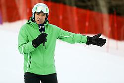 Matjaz Vrhovnik prior to the 10th Men's Slalom - Pokal Vitranc 2014 of FIS Alpine Ski World Cup 2013/2014, on March 8, 2014 in Vitranc, Kranjska Gora, Slovenia. Photo by Matic Klansek Velej / Sportida