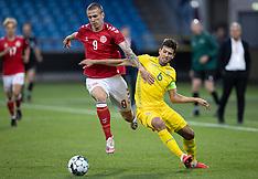 04.09.2020 U21 Danmark - Ukraine