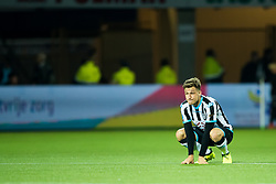 Reuven Niemeijer of Heracles Almelo during the Dutch Eredivisie match between Heracles Almelo and Feyenoord Rotterdam at Polman stadium on September 09, 2017 in Almelo, The Netherlands