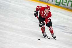 STIPANIC Blaz of HDD Jesenice during Alps League Ice Hockey match between HDD SIJ Jesenice and HK SZ Olimpija on December 20, 2019 in Ice Arena Podmezakla, Jesenice, Slovenia. Photo by Peter Podobnik / Sportida