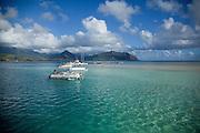 Sand Bar, Kaneohe Bay, Oahu, Hawaii