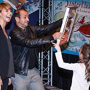 NLD/Amsterdam/20131112 - Presentatie DE Sinterklaasboeken, Najib Amhali