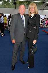 JANE MOORE and GARY FARROW at the Glamour Women of The Year Awards in Association with Next held in Berkeley Square Gardens, Berkeley Square, London on 3rd June 2014.