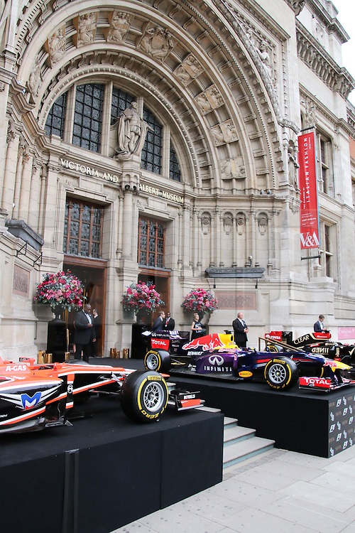 F1 Party in aid of Great Ormond Street Hospital Children's Charity, Victoria and Albert Museum, London UK, 02 July 2014, Photo by Richard Goldschmidt © Licensed to London News Pictures. 03/07/2014