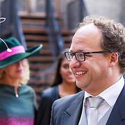 NLD/Den Haag/20180918 - Prinsjesdag 2018, Minister Wouter Koolmees