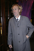 Mike Rutherford, THE CHRISTMAS PARTY CELEBRATING THE 225TH ANNIVERSARY OF ASPREY. 167 NEW BOND ST. LONDON W1. 7 DECEMBER 2006. ONE TIME USE ONLY - DO NOT ARCHIVE  © Copyright Photograph by Dafydd Jones 248 CLAPHAM PARK RD. LONDON SW90PZ.  Tel 020 7733 0108 www.dafjones.com