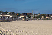Bondi Beach was closed today due to unacceptable crowds yesterday. Recent social distancing rules were ignored and as a result the government had to close Bondi Beach.