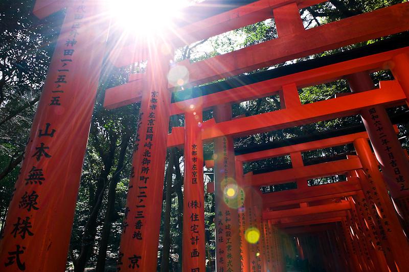 Fushimi-Inari, Japan