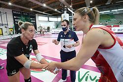 LUCIA BACCHI and VALENTINA ZAGO attend an event