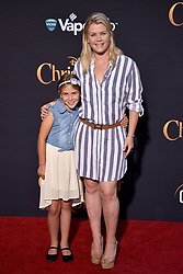 Alison Sweeney attends the premiere of Disney's 'Christopher Robin' at Walt Disney Studios on July 30, 2018 in Burbank, Los Angeles, CA, USA. Photo by Lionel Hahn/ABACAPRESS.COM