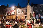 Waterloo and remembrance<br />