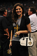 New Orleans Saints Pre Season Game V Houston Texans<br /> The New Orleans Saints play the Houston Texas in their second Pre Season game , its their first Game in the SuperDome since winning the Super Bowl Saturday August 20,2010. The Saints won 38-20 Chase Daniels the 3rd QB played a great game, Reggie Bush scored a touchdown in the first half and QB Drew Brees leaped over the Texans defensive line to score a first quarter Touchdown.Photo© Suzi Altman