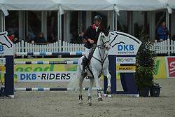 Goodin Bruce, (NZL), Freestyle 39<br /> CSI4* Qualifikation DKB-Riders<br /> Horses & Dreams meets Denmark - Hagen 2016<br /> © Hippo Foto - Stefan Lafrentz