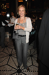 MARIELLA FROSTRUP at a party to celebrate the publication of Table Talk by A  A Gill held at Luciano, 72-73 St.James's, London on 22nd October 2007.<br /><br />NON EXCLUSIVE - WORLD RIGHTS