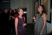 vanessa branson;  zoe la placa;;, DESCENT OF MAN. WOLFE LENKIEWICZ . collectors and patrons dinner. 1 MELTON ST. NW1. CHAMPAGNE RECEPTION AND DINNER