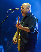 BETHESDA, MD - January 26th, 2014 - The Pixies perform at the Music Center at Strathmore in Bethesda, MD. (Photo for Kyle Gustafson for I.M.P. Productions)
