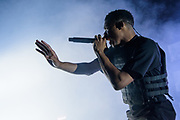 Vince Staples performs at The Anthem in Washington, D.C. (Photo by Kyle Gustafson)