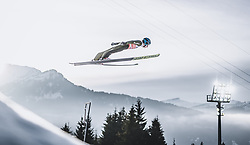 29.12.2018, Schattenbergschanze, Oberstdorf, GER, FIS Weltcup Skisprung, Vierschanzentournee, Oberstdorf, Qualifikation, im Bild Felix Hoffmann (GER) // Felix Hoffmann of Germany during his Qualification Jump for the Four Hills Tournament of FIS Ski Jumping World Cup at the Schattenbergschanze in Oberstdorf, Germany on 2018/12/29. EXPA Pictures © 2018, PhotoCredit: EXPA/ JFK