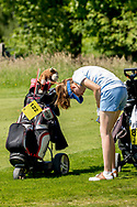 26-05-2017 Foto  Lauren Holmey tijdens het NK Strokeplay onder 18 jaar, gespeeld op De Dommel in St. Michielsgestel.