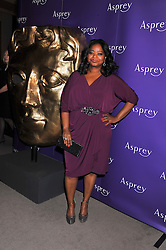 Actress OCTAVIA SPENCER at the Asprey BAFTA Party held at Asprey, 167 New Bond Street, London on 11th February 2012.