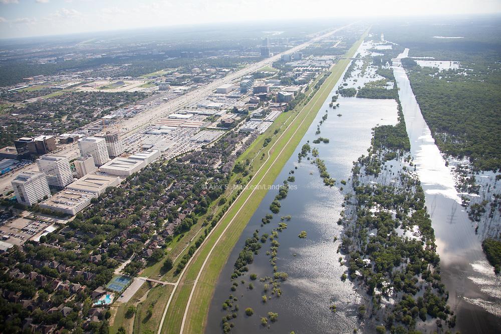 Addicks Reservoir and flood control district