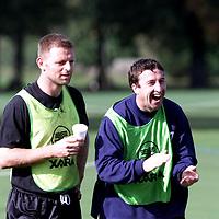 St Johnstone FC September 2000