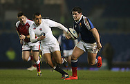 Julien Marchand during the 2015 Under 20s 6 Nations match between England and France at the American Express Community Stadium, Brighton and Hove, England on 20 March 2015.