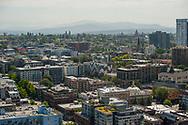 2018 JUNE 19 - View of Capitol Hill, Seattle, WA, USA. By Richard Walker