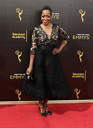 Tichina Arnold  2016 Creative Arts Emmy Awards - Day 1 at  Microsoft Theater on September 10th, 2016  in Los Angeles, California.Photo:Tony Lowe/Globephotos