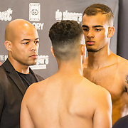 NLD/Amsterdam20160624 - Glory 31 / Weigh in, Tyjani Beztati