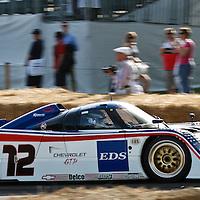 #12 Chevrolet GTP, Goodwood Festival of Speed 2015