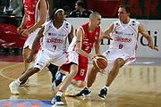 DESCRIZIONE : Roma Lega A1 2006-07 Lottomatica Virtus Roma Whirlpool Varese <br /> GIOCATORE : Hafnar <br /> SQUADRA : Whirlpool Varese <br /> EVENTO : Campionato Lega A1 2006-2007 <br /> GARA : Lottomatica Virtus Roma Whirlpool Varese <br /> DATA : 25/04/2007 <br /> CATEGORIA : Palleggio <br /> SPORT : Pallacanestro <br /> AUTORE : Agenzia Ciamillo-Castoria/G.Ciamillo