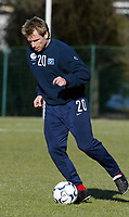 Bernd HOLLERBACH<br /> Fu§ball Training Hamburger SV