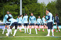Gaetane Thiney - 13.05.2015 - Entrainement - Equipe de France de Football feminin<br /> Photo : Andre Ferreira / Icon Sport