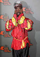 Melvin Odoom, Kiss FM Haunted House Party 2016 - VIP Arrivals, The SSE Arena Wembley, London UK, 27 October 2016, Photo by Brett Cove