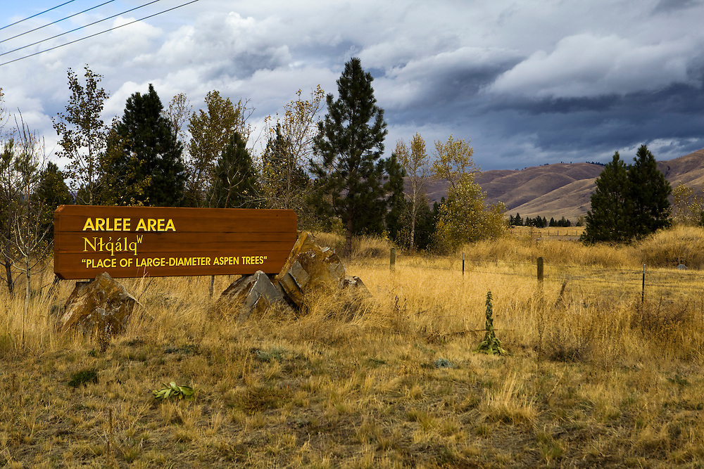 Arlee, Montana is a small town on a Native American reservation about 30 minutes north of Missoula.