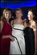 Katia Neverova; LYUBA GALKINA; JUSTINE WADDELL, The Old Russian New Year's Eve Gala. In aid of the Gift of Life foundation. Savoy Hotel, London. 13 January 2015.
