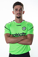 Forest Green Rovers Liam Shephard during the 2018/19 official team photocall for Forest Green Rovers at the New Lawn, Forest Green, United Kingdom on 30 July 2018. Picture by Shane Healey.