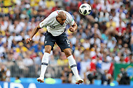 Steven NZONZI of France during the 2018 FIFA World Cup Russia, Group C football match between Denmark and France on June 26, 2018 at Luzhniki Stadium in Moscow, Russia - Photo Thiago Bernardes / FramePhoto / ProSportsImages / DPPI