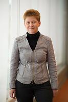 DEU, Deutschland, Germany, Berlin, 20.02.2019: Portrait von Bundestagsvizepräsidentin Petra Pau (Die Linke).