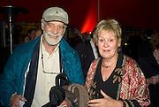 PHILIP KING; JUDY CORVALLIS, The Hayward Gallery 40th birthday Gala. hayward Gallery. South Bank. 9 July 2008 *** Local Caption *** -DO NOT ARCHIVE-© Copyright Photograph by Dafydd Jones. 248 Clapham Rd. London SW9 0PZ. Tel 0207 820 0771. www.dafjones.com.