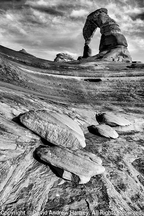 Delicate Arch, Arches National Park,, Utah