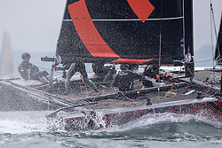 Day three of Cowes Cup 26 June 2015 , Bullitt GC32 Racing Tour.