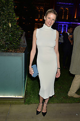 FIONA SCARRY at the V&A Summer Party in association with Harrod's held at The V&A Museum, London on 22nd June 2016.