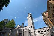 Germany, Bavaria, Neuschwanstein Castle